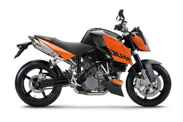 2009 KTM 990 Super Duke