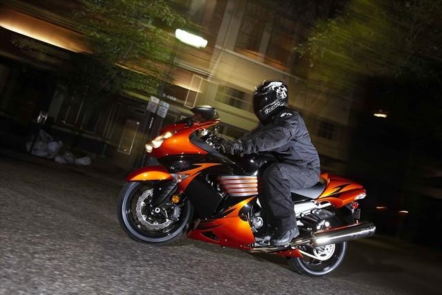 2011 Kawasaki Ninja ZX-14