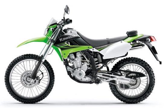 2011 Kawasaki KLX 250