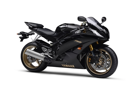 2011 Yamaha YZF R6
