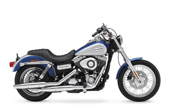 2011 Harley-Davidson Dyna FXDC SUPER GLIDE CUSTOM