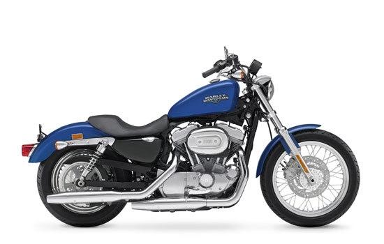 2011 Harley-Davidson Sportster XL883 N