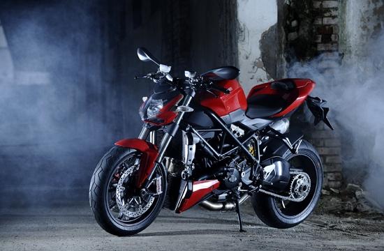 2011 Ducati Streetfighter 1100