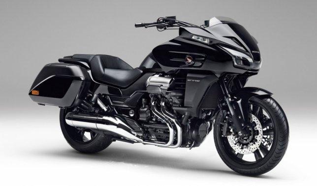 2017 Honda CTX 1300