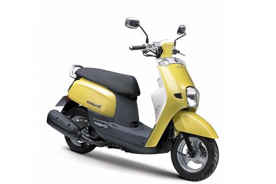 2014 Yamaha CUXI 115 碟煞