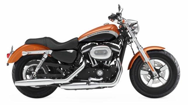 2015 Harley-Davidson Sportster 1200 Custom Limited A