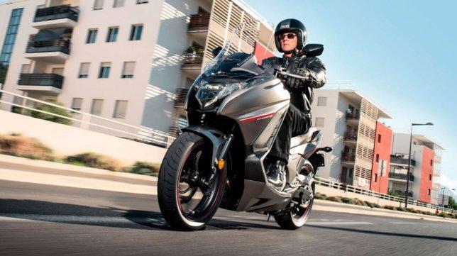 2016 Honda Integra 750