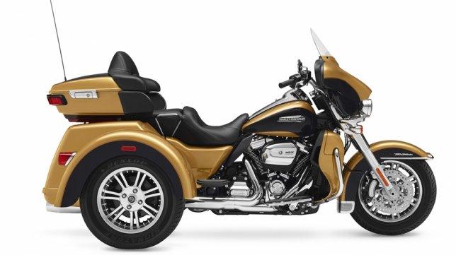 2017 Harley-Davidson Trike Tri Glide Ultra