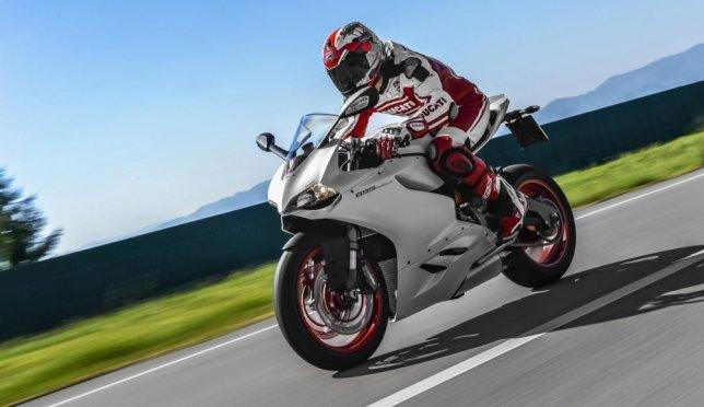 2016 Ducati 899 Panigale