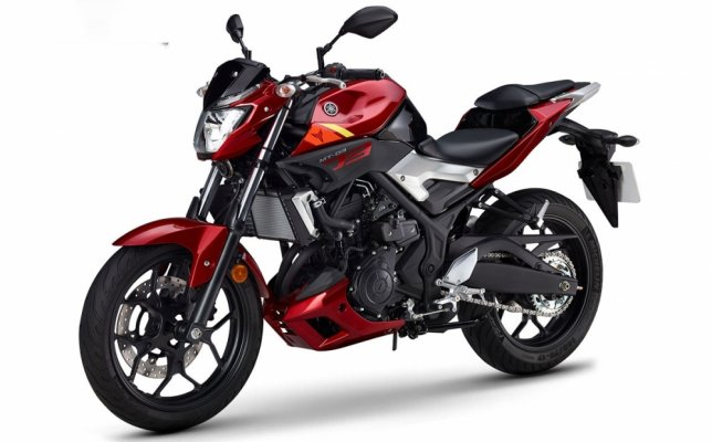 2016 Yamaha MT 03