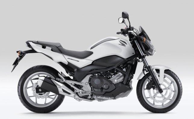 2016 Honda NC 750S