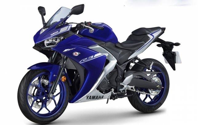 2017 Yamaha R 3標準版