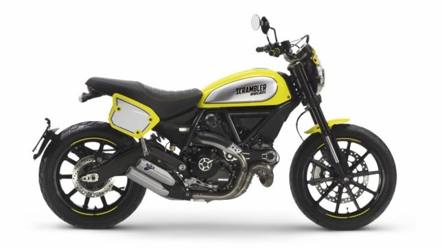 2017 Ducati Scrambler Flat Track Pro