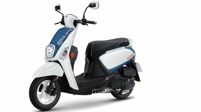 2018 Yamaha CUXI 115 IS