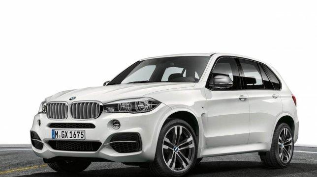 2015 BMW X5 xDriveM50d