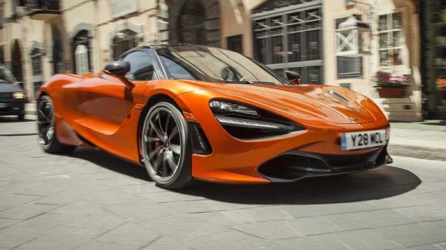 2018 McLaren 720 S