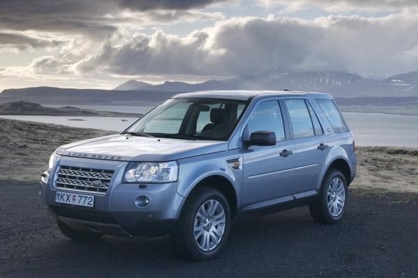 2008 Land Rover Freelander 2