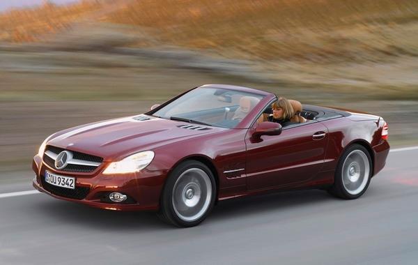 2008 M-Benz SL