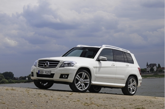2010 M-Benz GLK-Class
