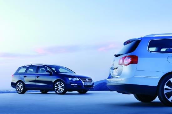 2010 Volkswagen Passat Variant