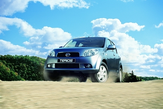 4WD LX