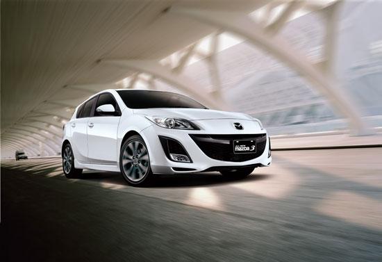 2011 Mazda 3 5D
