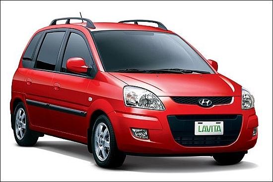 2011 Hyundai Matrix