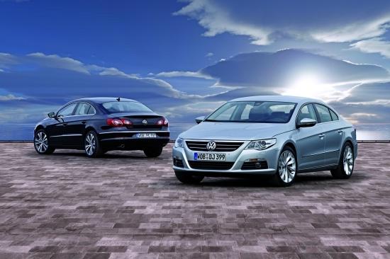 2011 Volkswagen Passat CC