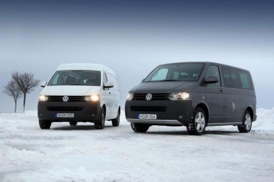 2011 Volkswagen Kombi