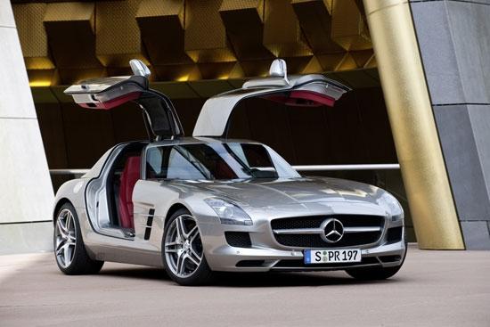 2011 M-Benz SLS AMG