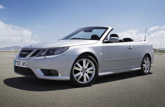 2011 Saab 9-3 Convertible