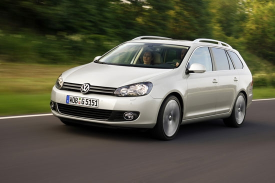 2011 Volkswagen Golf Variant