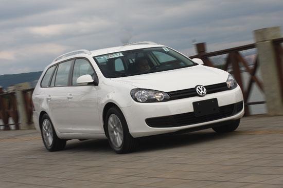2012 Volkswagen Golf Variant