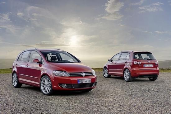 2013 Volkswagen Golf Plus