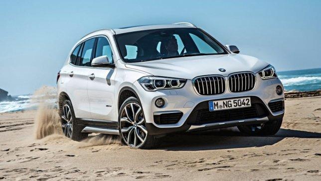 2018 - BMW X1