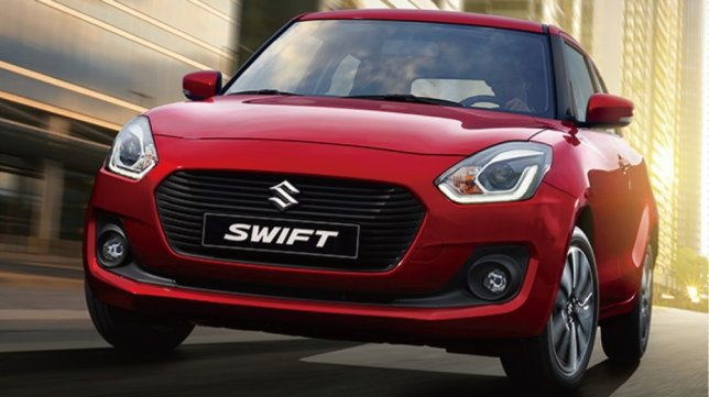 2018 Suzuki Swift 1.0 GLX