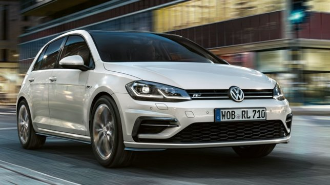2018 - Volkswagen Golf