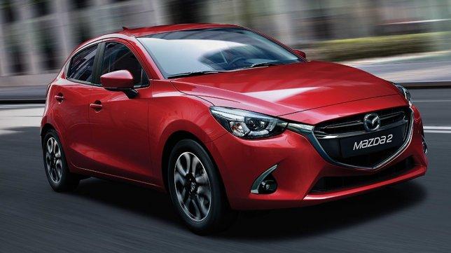 2017 Mazda 2(NEW)