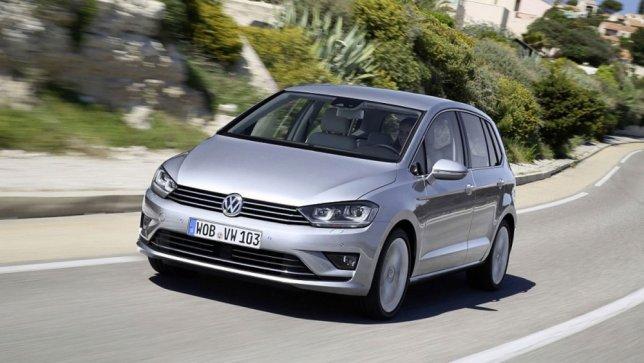 2016 Volkswagen Golf Sportsvan