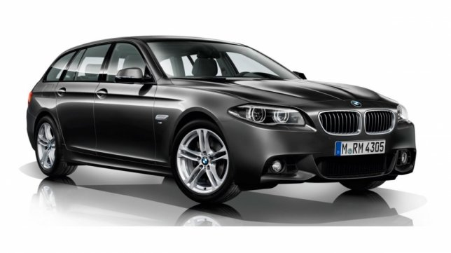 2017 BMW 5-Series Touring