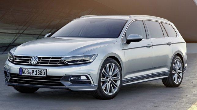 2018 - Volkswagen Passat Variant