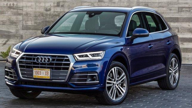 2018 - Audi Q5