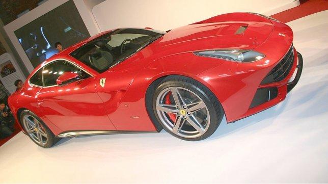 2015 Ferrari F12 Berlinetta V12
