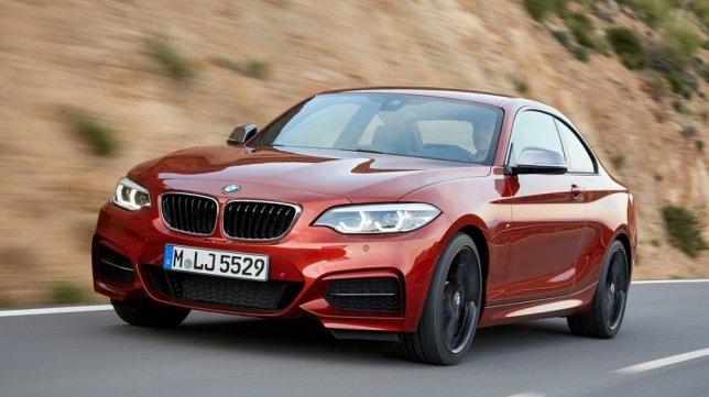 2018 - BMW 2-Series