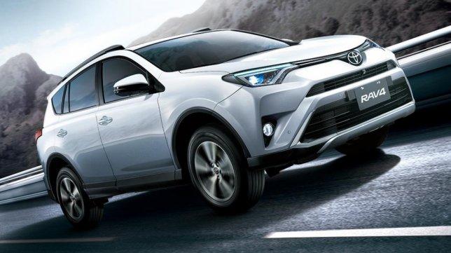2018 - Toyota RAV4