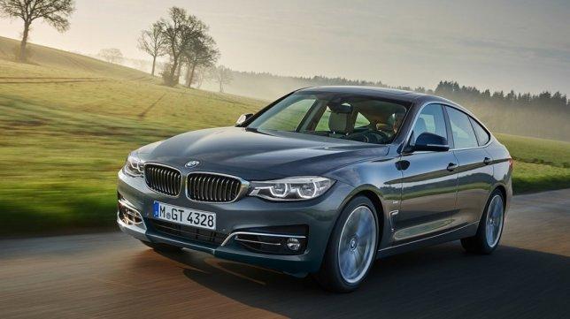 2018 BMW 3-Series GT