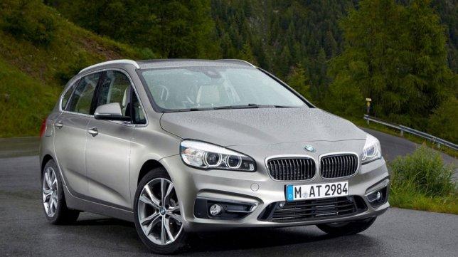 2017 BMW 2-Series Active Tourer