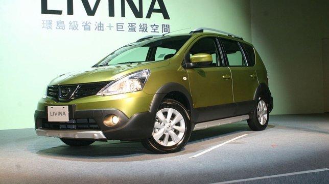 2018 - Nissan Livina