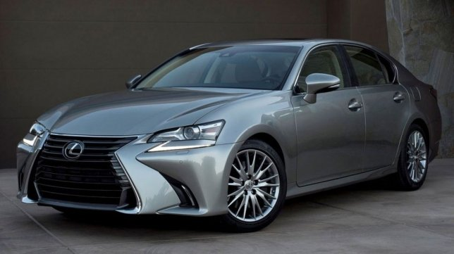 2018 - Lexus GS