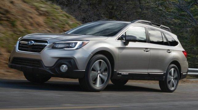 2018 - Subaru Outback